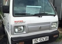 Bán Suzuki 5 tạ cũ thùng lửng Hải Phòng 0936779976