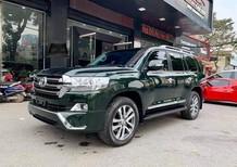Bán xe Toyota Land Cruiser VX. R 2021, màu xanh lục, nhập khẩu Trung Đông