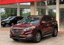 Bán ô tô Hyundai Tucson 2.0 Limited năm 2017, màu đỏ, nhập khẩu nguyên chiếc xe gia đình, giá chỉ 895 triệu
