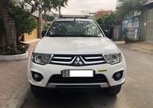 Cần bán lại xe Mitsubishi Pajero Sport AT 2015, màu trắng