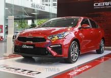 Cần bán xe Kia Cerato sản xuất năm 2019, màu đỏ