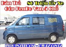 Kenbo Van 5 chỗ - Bán trả góp xe bán tải kEnbo 495kg - Kenbo 5 chỗ vào thành phố