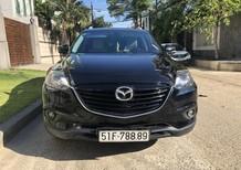 Cần bán Mazda CX 9 2014, màu đen VIP, nhập khẩu giá 1 tỷ 150 triệu