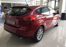 Bán xe Ford Focus hatcchback năm 2019, màu đỏ, nhập khẩu nhập khẩu nguyên chiếc, 199 triệu