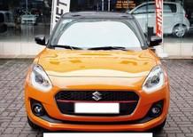 Cần bán xe Suzuki Swift tại Quảng Ninh, màu vàng, xe nhập, giá chỉ 549 triệu