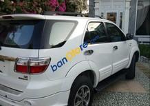 Bán Toyota Fortuner sản xuất năm 2012, màu trắng, 650 triệu