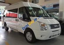 Cần bán Ford Transit Luxury sản xuất 2019, màu trắng