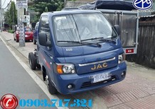Bán xe tải Jac 1T25, xe tải Jac X5 - 1T25  Euro 4 máy dầu nội thất xe hơi