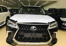 Bán Lexus LX 570 Super Sport sản xuất năm 2019, màu đen, nhập khẩu