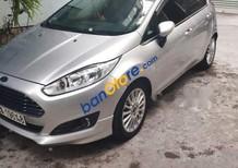 Bán Ford Fiesta Sport AT sản xuất 2016, màu bạc ít sử dụng giá cạnh tranh