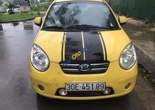 Bán xe Kia Morning năm sản xuất 2009, màu vàng xe gia đình, 135 triệu