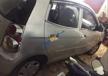 Cần bán Kia Morning năm sản xuất 2008, màu bạc, nhập khẩu nguyên chiếc xe gia đình