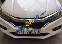 Cần bán xe Honda City sản xuất năm 2018, màu trắng, 550 triệu