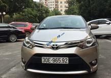 Cần bán Toyota Vios 1.5G AT năm 2018 ít sử dụng, 555tr