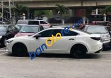 Bán xe Mazda 6 2.0AT năm sản xuất 2015, màu trắng như mới, 710 triệu