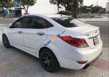 Bán Hyundai Accent Blue năm sản xuất 2013, màu trắng, nhập khẩu xe gia đình