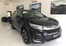 Bán Honda CR V L sản xuất năm 2019, màu đen, xe nhập - Xứng tầm bản lĩnh tiên phong