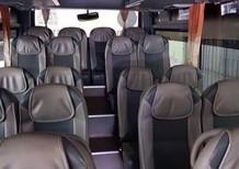 Bán xe Samco 29 chỗ, sx 2013, xe đẹp, về sử dụng luôn
