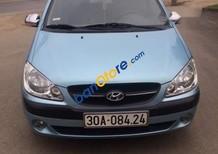Bán ô tô Hyundai Getz đời 2010, xe tư nhân ít đi nên còn rất đẹp, zin từng con ốc