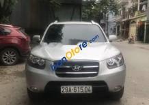Gia đình bán Hyundai Santa Fe 2008, màu bạc số tự động