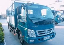 BÁN xe tải Ollin 3.5 tấn - linh kiện nhập khẩu, máy công nghệ Isuzu - thùng bạt