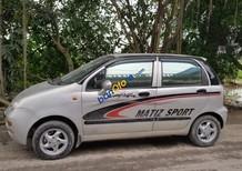 Bán ô tô Daewoo Matiz sản xuất năm 2009, màu bạc