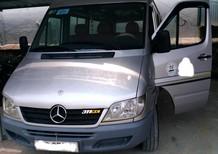 Cần bán gấp Mercedes benz sprinter 2009, màu bạc