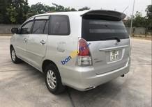 Cần bán lại xe Toyota Innova năm 2008, màu bạc