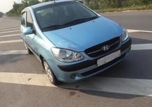Cần bán xe Hyundai Getz MT 2008 biển Hà Nội, nhập khẩu chính hãng, xe chính chủ tên tôi