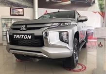 Bán ô tô Mitsubishi Triton D4x4 AT MIVEC 2019, xe nhập, 818tr, đại lý Mitsubishi Quảng Nam