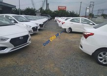 Bán Hyundai Grand i10 MT năm 2019, màu trắng, giá tốt