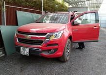 Cần bán xe Chevrolet Colorado năm sản xuất 2017, màu đỏ, nhập khẩu số tự động, giá chỉ 640 triệu