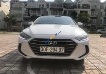 Cần bán lại xe Hyundai Elantra GLS 2.0 Sport sản xuất 2018, màu trắng chính chủ