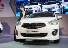 Bán Mitsubishi Attrage CVT 2019, nhập khẩu. Đại lý Mitsubishi Quảng Nam