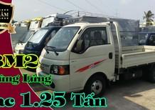 Jac X5 thùng lửng | Xe tải Jac - Jac 1.25 tấn thùng lửng 3m2
