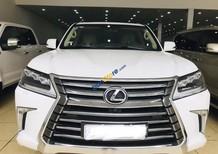 Bán xe Lexus LX 570 năm 2016, màu trắng, nhập khẩu nguyên chiếc