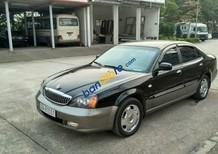 Cần bán xe Daewoo Magnus AT sản xuất 2004, màu đen, nhập khẩu