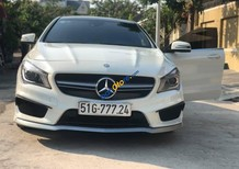 Cần bán Mercedes CLA45 AMG năm sản xuất 2014, màu trắng, xe nhập chính chủ