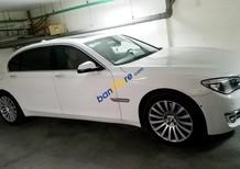 Bán xe BMW 7 Series 750Li sản xuất 2013, màu trắng, xe nhập chính chủ
