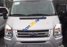 Bán xe Ford Transit năm sản xuất 2019, màu bạc, nhập khẩu nguyên chiếc