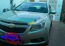 Cần bán gấp Chevrolet Cruze năm sản xuất 2011, màu vàng, xe nhập xe gia đình