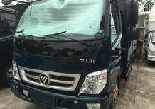 Liên hệ 0969644128, bán ô tô Thaco OLLIN 345 E4 2019, màu xanh dương tải 3,45 tấn