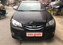 Cần bán lại xe cũ Hyundai Avante 1.6AT sản xuất năm 2013, màu đen