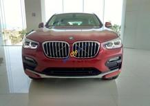 Cần bán xe BMW X4 xDrive20i năm sản xuất 2018, màu đỏ, xe nhập