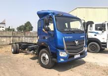 Bán xe tải Thaco Auman C160 Euro 4 sản xuất 2019, thùng dài 7.4m, tải trọng 9.1 tấn
