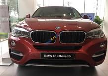 Cần bán xe BMW X6 xDrive35i năm 2018, màu đỏ, nhập khẩu nguyên chiếc