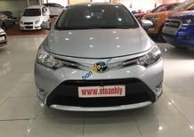 Bán Toyota Vios năm 2018, màu bạc, số sàn, 485tr