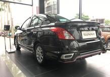 Bán Nissan Sunny XT 2020, màu đen, tại Vĩnh Phúc