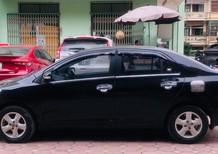 Chính chủ nhà cần bán chiếc xe Vios E màu đen, đời 2009