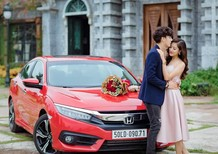 Cần bán Honda Civic 2019, nhập khẩu nguyên chiếc từ Thái Lan - Liên hệ 084 292 7373 để được hỗ trợ tốt nhất